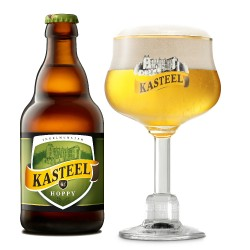 Kasteel Hoppy 330 ml Caja 24 Cervezas