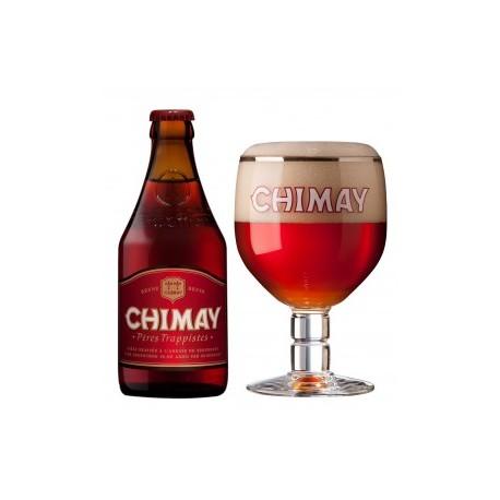 Chimay Rouge 330 ml Caja 24 Cervezas