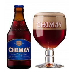 Chimay Bleue 330 ml Caja 24 Cervezas