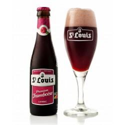 St Louis Premium Framboise 250 ml Caja 24 Cervezas