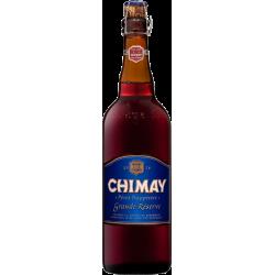 Chimay Grande Reserve 750 ml Caja 12 Cervezas