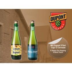 Mix Dupont 375 ml Caja12 Cervezas