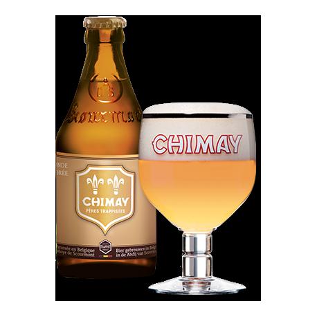 Chimay Dorée 330 ml Caja 24 Cervezas