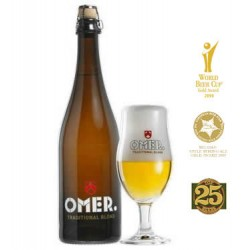 Cerveza OMER. 75cl