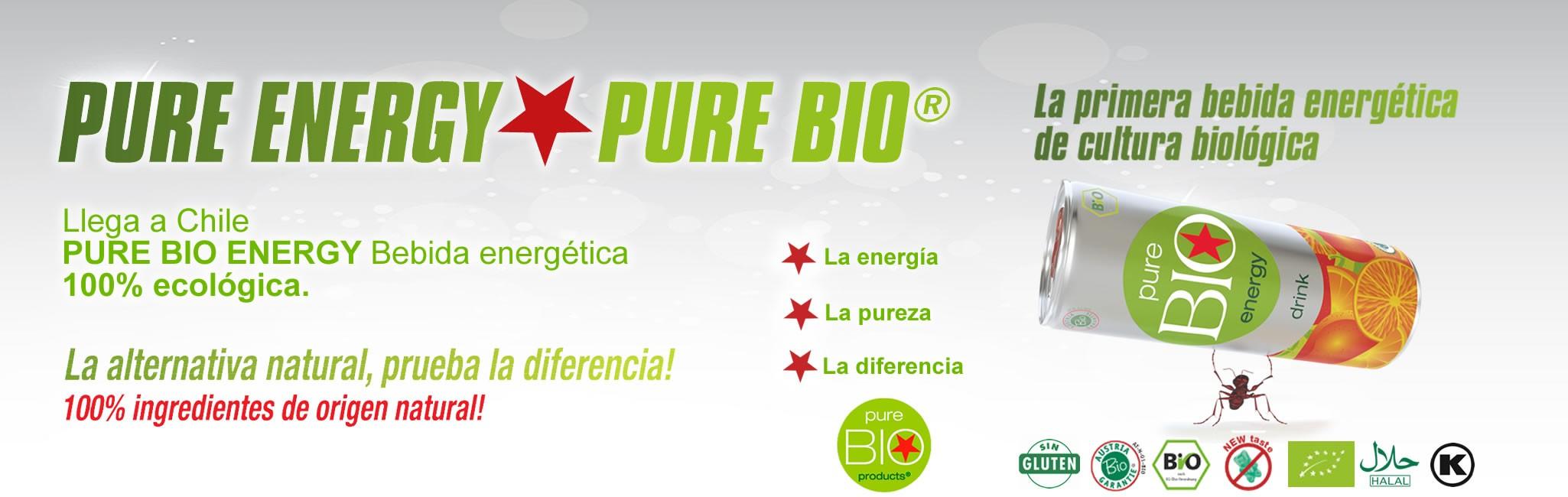 Pure Bio Energizante