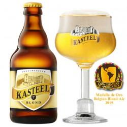 Kasteel Blond 7° 330 ml Caja 24 Cervezas