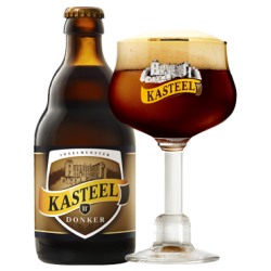 Kasteel Donker 330 ml Caja 24 Cervezas